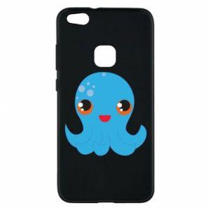 Etui na Huawei P10 Lite Cute jellyfish - PrintSalon