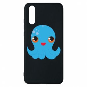 Phone case for Huawei P20 Cute jellyfish