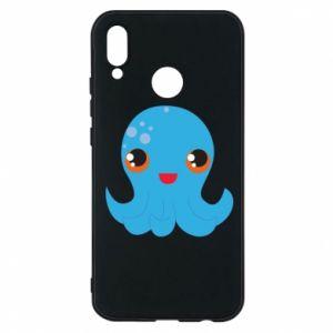 Etui na Huawei P20 Lite Cute jellyfish - PrintSalon