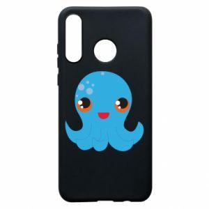 Etui na Huawei P30 Lite Cute jellyfish