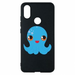 Phone case for Xiaomi Mi A2 Cute jellyfish