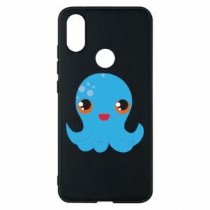 Etui na Xiaomi Mi A2 Cute jellyfish - PrintSalon