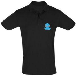 Koszulka Polo Cute jellyfish - PrintSalon