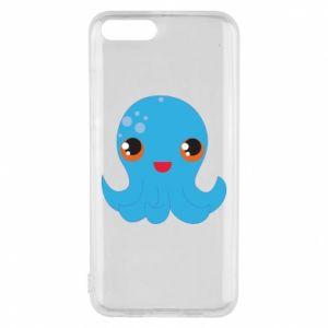 Etui na Xiaomi Mi6 Cute jellyfish - PrintSalon