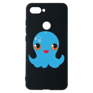 Phone case for Xiaomi Mi8 Lite Cute jellyfish
