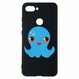 Etui na Xiaomi Mi8 Lite Cute jellyfish