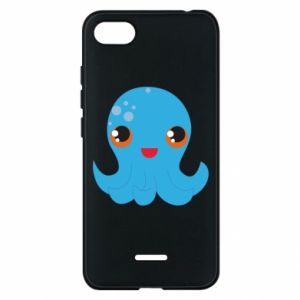Phone case for Xiaomi Redmi 6A Cute jellyfish