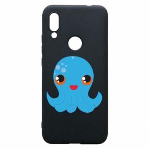 Etui na Xiaomi Redmi 7 Cute jellyfish - PrintSalon