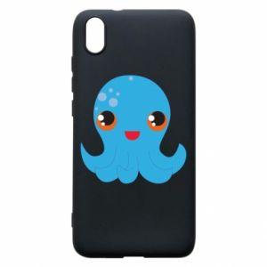 Etui na Xiaomi Redmi 7A Cute jellyfish - PrintSalon