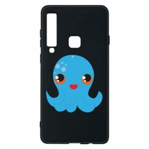 Phone case for Samsung A9 2018 Cute jellyfish
