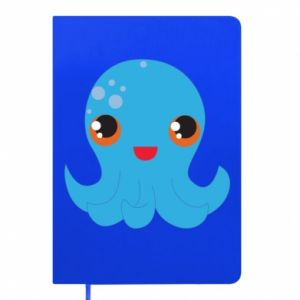 Notepad Cute jellyfish