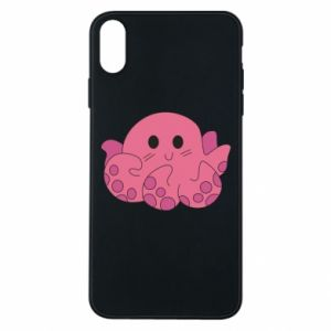 Phone case for iPhone Xs Max Cute octopus