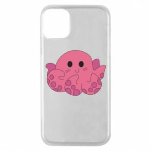 Phone case for iPhone 11 Pro Cute octopus