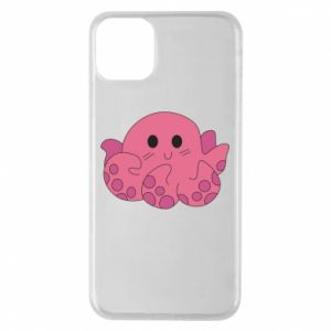 Phone case for iPhone 11 Pro Max Cute octopus