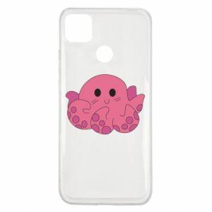 Etui na Xiaomi Redmi 9c Cute octopus