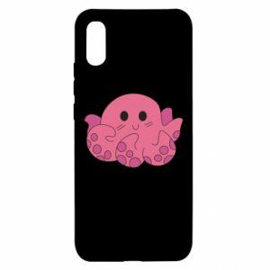 Etui na Xiaomi Redmi 9a Cute octopus