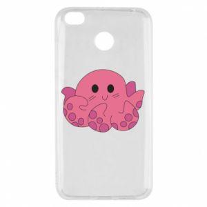 Etui na Xiaomi Redmi 4X Cute octopus