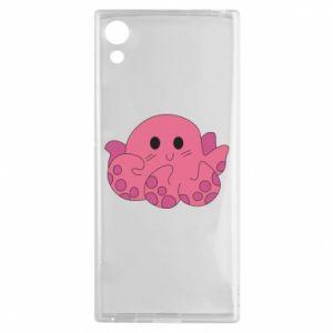 Etui na Sony Xperia XA1 Cute octopus