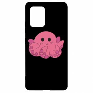 Etui na Samsung S10 Lite Cute octopus