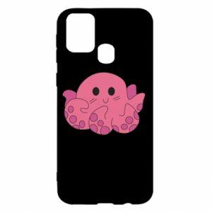 Etui na Samsung M31 Cute octopus
