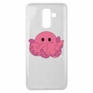 Etui na Samsung J8 2018 Cute octopus