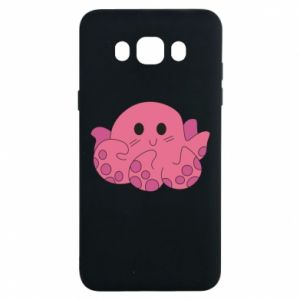 Etui na Samsung J7 2016 Cute octopus