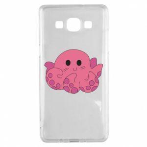 Etui na Samsung A5 2015 Cute octopus
