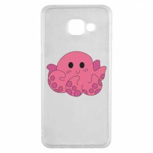 Etui na Samsung A3 2016 Cute octopus
