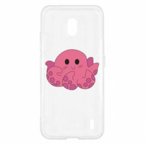 Etui na Nokia 2.2 Cute octopus