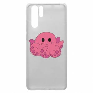 Etui na Huawei P30 Pro Cute octopus