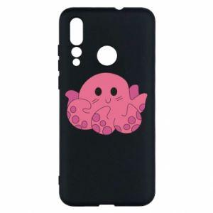 Etui na Huawei Nova 4 Cute octopus