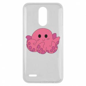 Etui na Lg K10 2017 Cute octopus