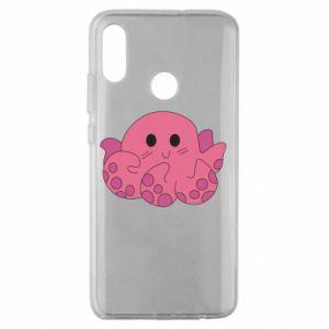Etui na Huawei Honor 10 Lite Cute octopus