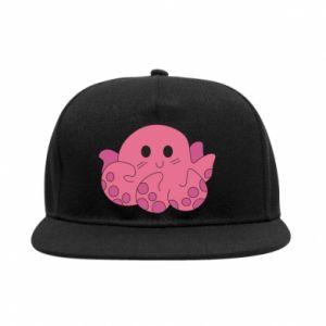 SnapBack Cute octopus