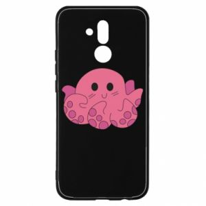 Etui na Huawei Mate 20 Lite Cute octopus