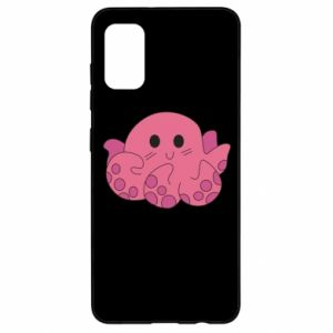 Etui na Samsung A41 Cute octopus