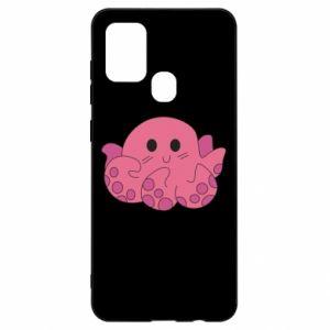 Etui na Samsung A21s Cute octopus