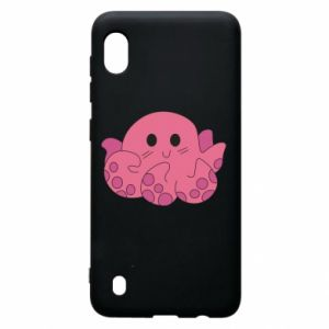 Etui na Samsung A10 Cute octopus