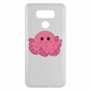 Etui na LG G6 Cute octopus