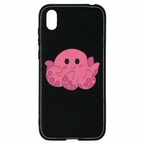 Etui na Huawei Y5 2019 Cute octopus