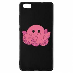 Etui na Huawei P 8 Lite Cute octopus