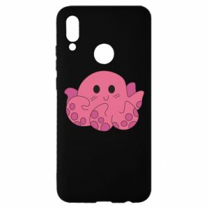 Etui na Huawei P Smart 2019 Cute octopus
