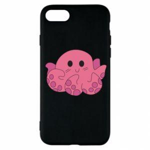 Etui na iPhone SE 2020 Cute octopus