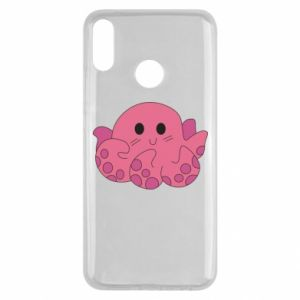 Etui na Huawei Y9 2019 Cute octopus
