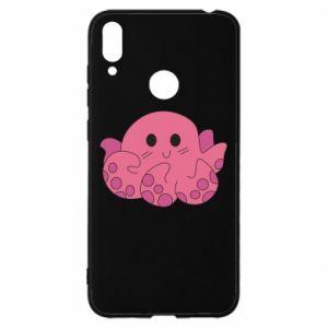 Etui na Huawei Y7 2019 Cute octopus