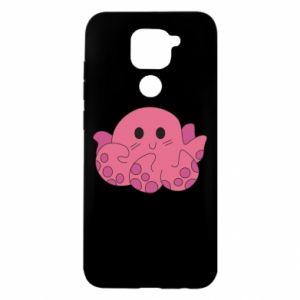Etui na Xiaomi Redmi Note 9/Redmi 10X Cute octopus