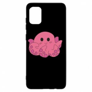 Etui na Samsung A31 Cute octopus