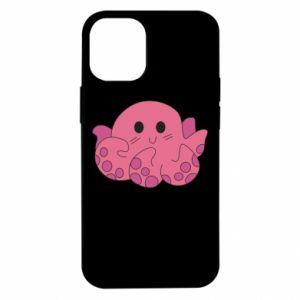 Etui na iPhone 12 Mini Cute octopus