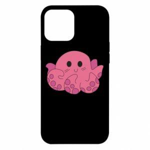 Etui na iPhone 12 Pro Max Cute octopus