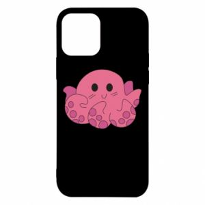 Etui na iPhone 12/12 Pro Cute octopus